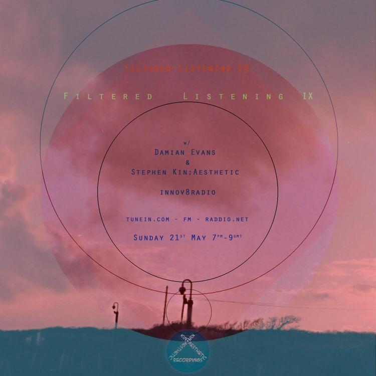 Filtered Listening 9: Damian Ev - kin-aesthetic-recordings | ello