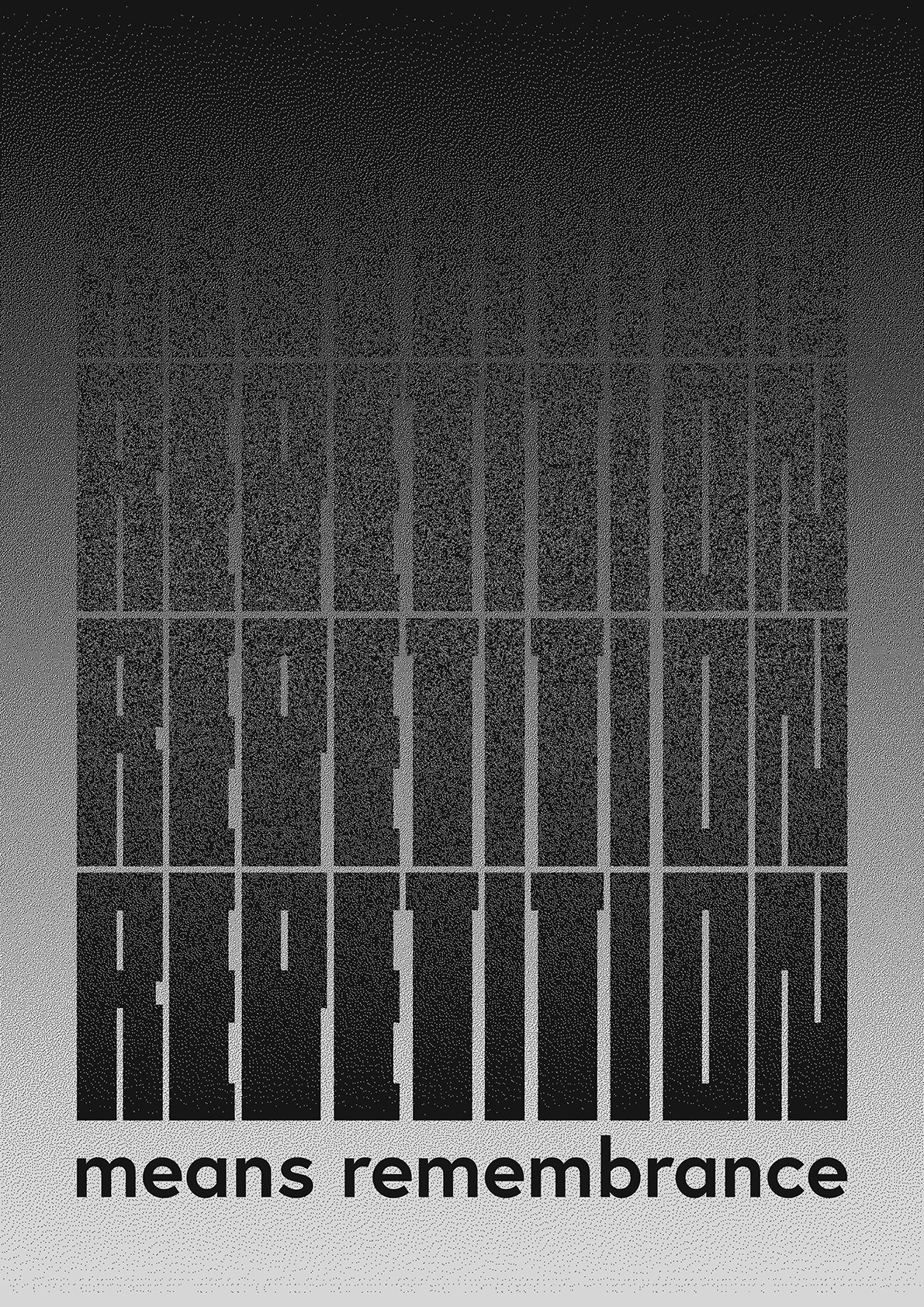 Repetition Series 19 - 365, design - theradya | ello