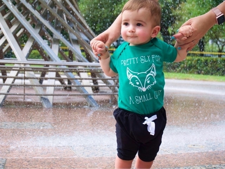 adorable Wyatt Pretty Sly Small - littlewarriorsapparel | ello