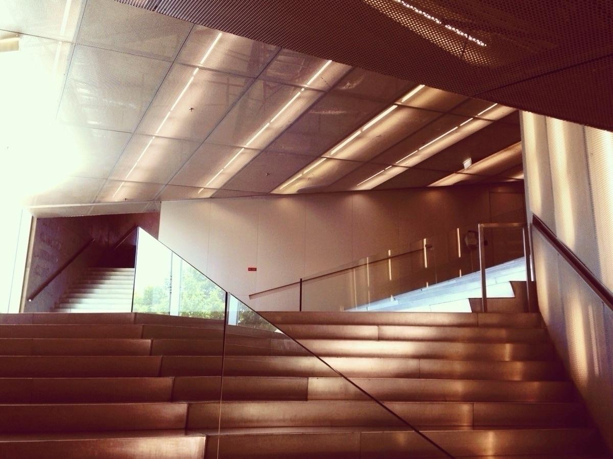Golden Brown staircase, OPO, Po - pmbmendonca | ello