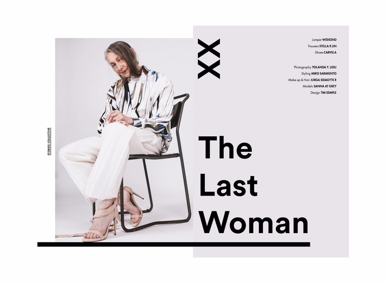 SS - Woman online fashion platf - timsemple | ello