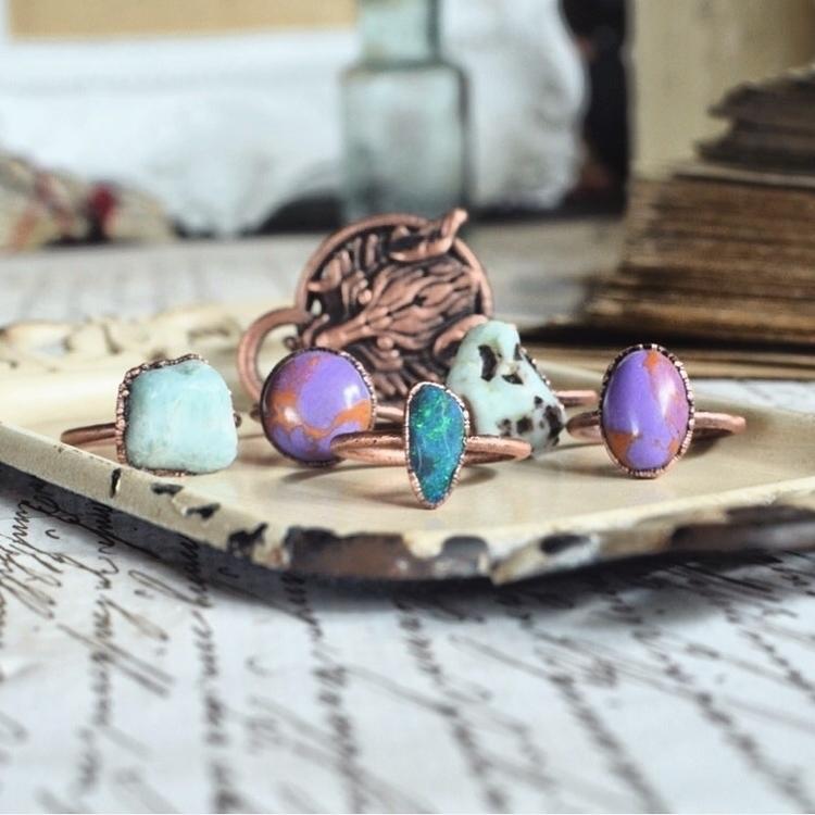 turquoisering, turquoisejewelry - verymeadow | ello