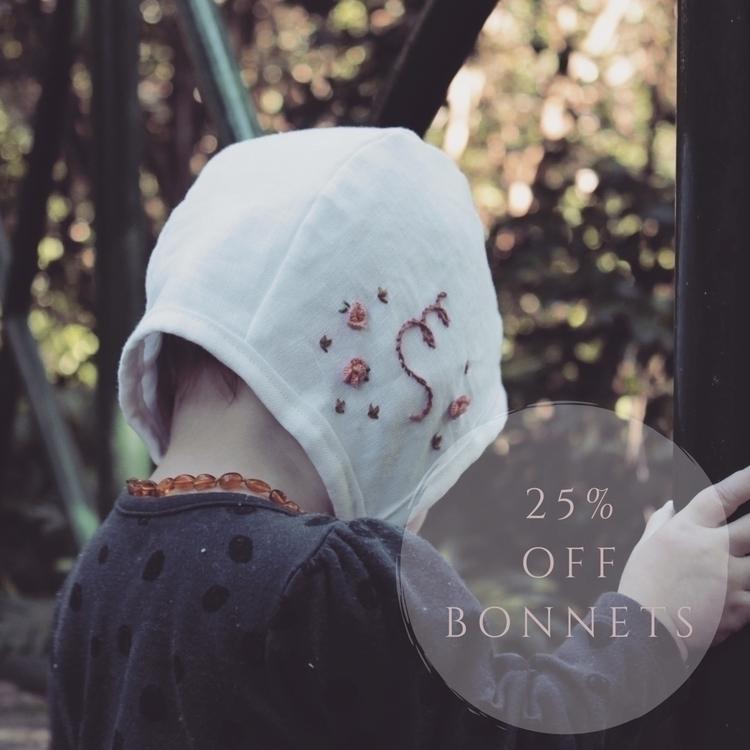 celebrating!!! Enjoy 25% bonnet - indiandarrow | ello