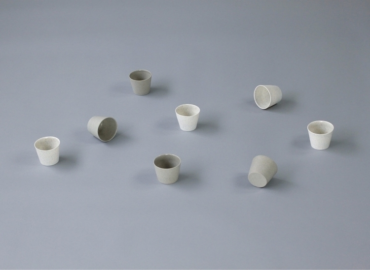 Small cups hand thrown wheel. G - elliottceramics | ello