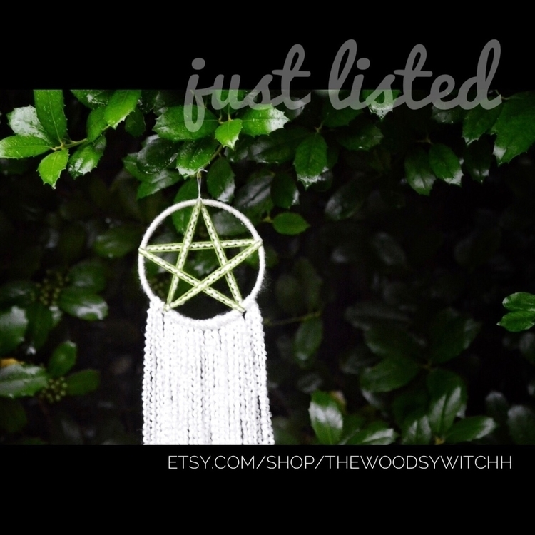channeling earthy witch vibes - etsy - thewoodsywitchh | ello
