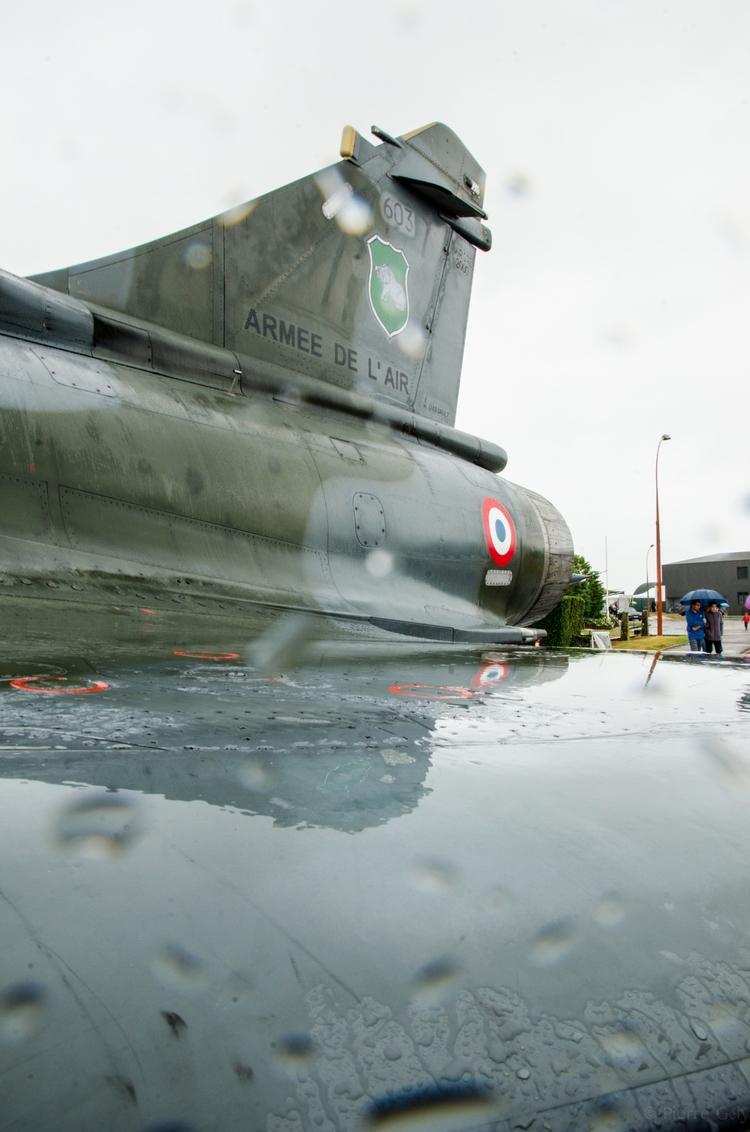 french Mirage 2000D Pierre Gély - ipopierro | ello