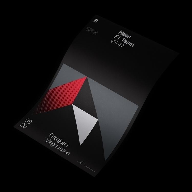 Formula Poster Series 2017 — 8 - duanedalton | ello