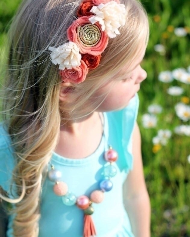 favorite flower headbands piece - mattie2mase | ello