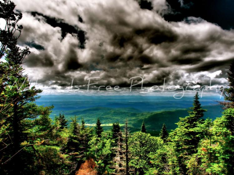 """Mountains cathedrals practice  - natureisfree | ello"