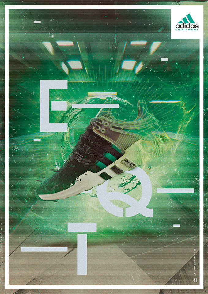 Poster artwork Adidas Hungary r - medoks | ello
