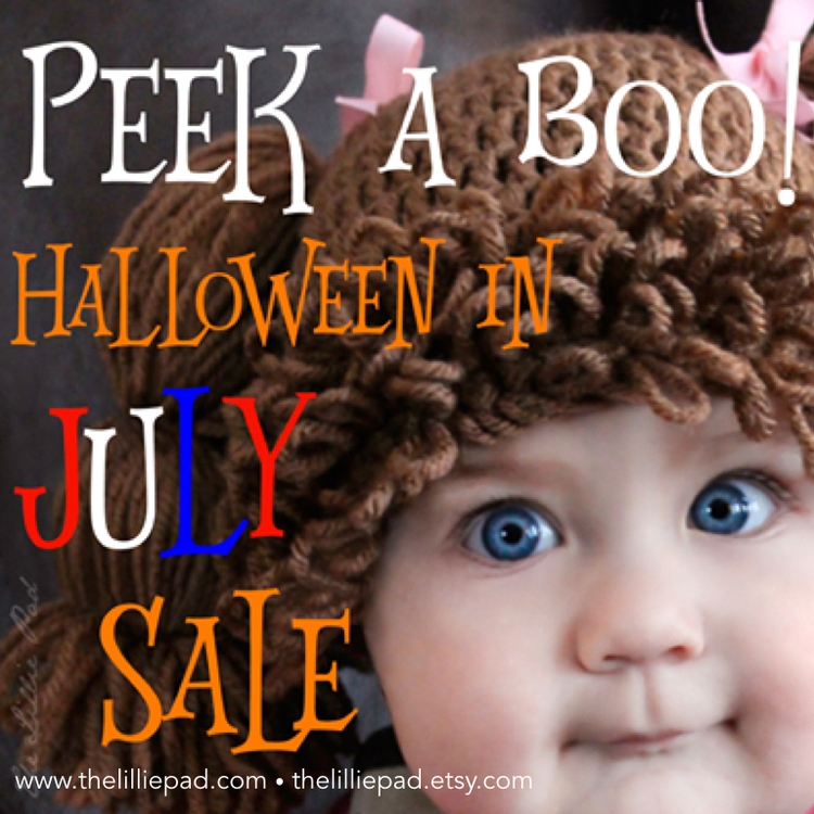 annual Halloween July Sale Lill - thelilliepad | ello