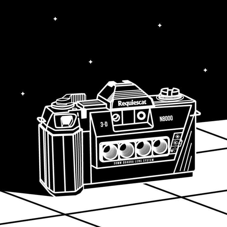 nishika, camera, space - rqsct | ello