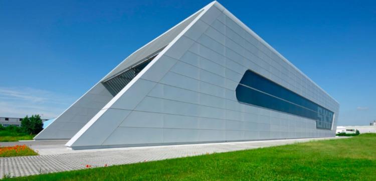 SKF test centre large-scale bea - elloarchitecture | ello