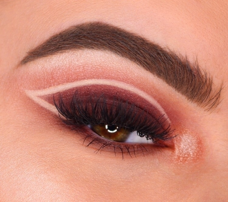 Cherry wine - makeup, mua, makeupartist - bashbeauty | ello