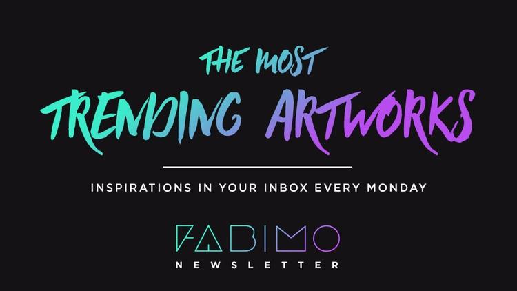 Art Sign newsletter trending ar - fabimo | ello
