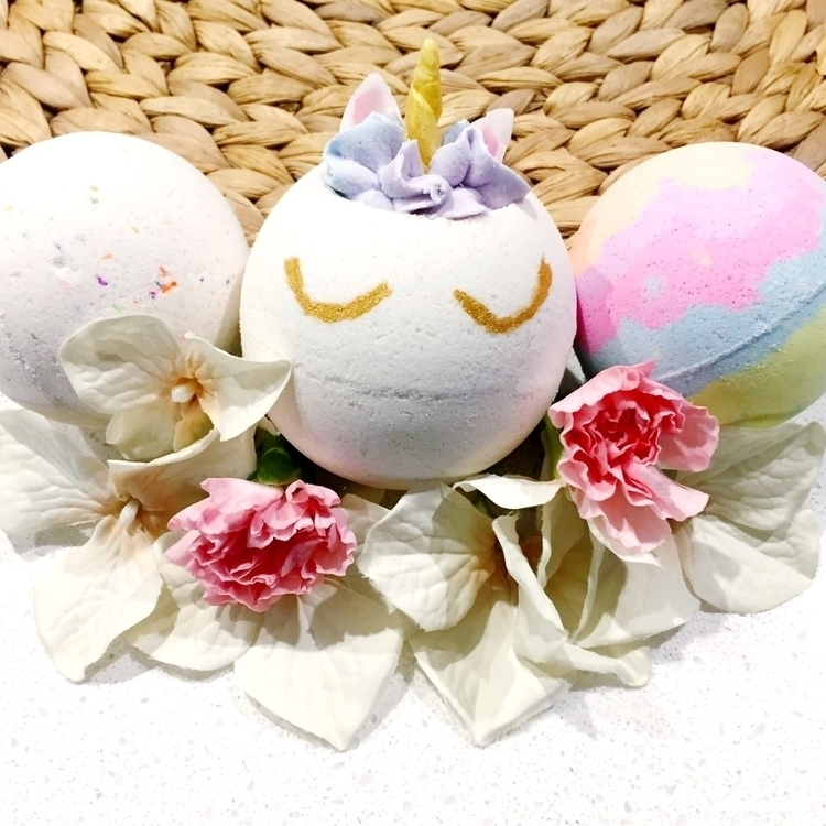 Unicorn Bath Bomb Pack Making b - verdebaby | ello