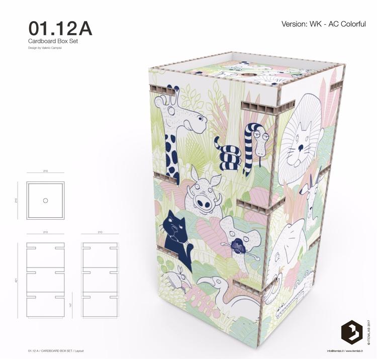 BS 02.12A / Version WK - AC Col - itemlab_designstudio | ello