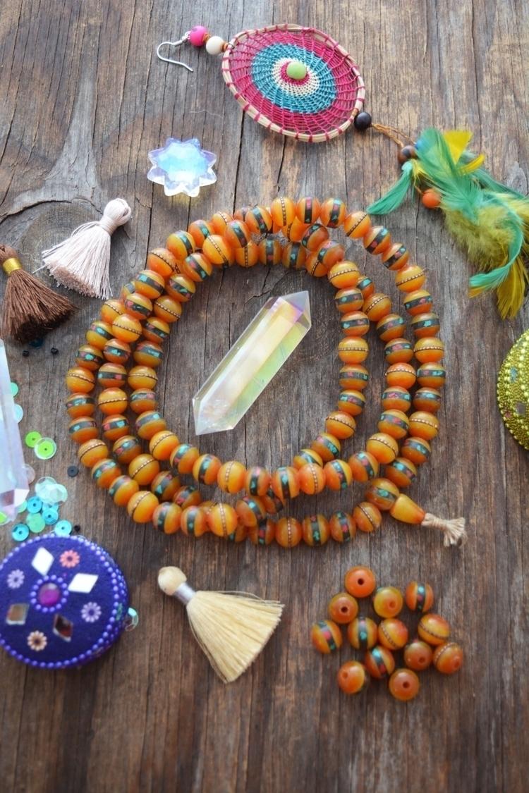 Nepali Beads - naturebeadstribe - naturebeads   ello