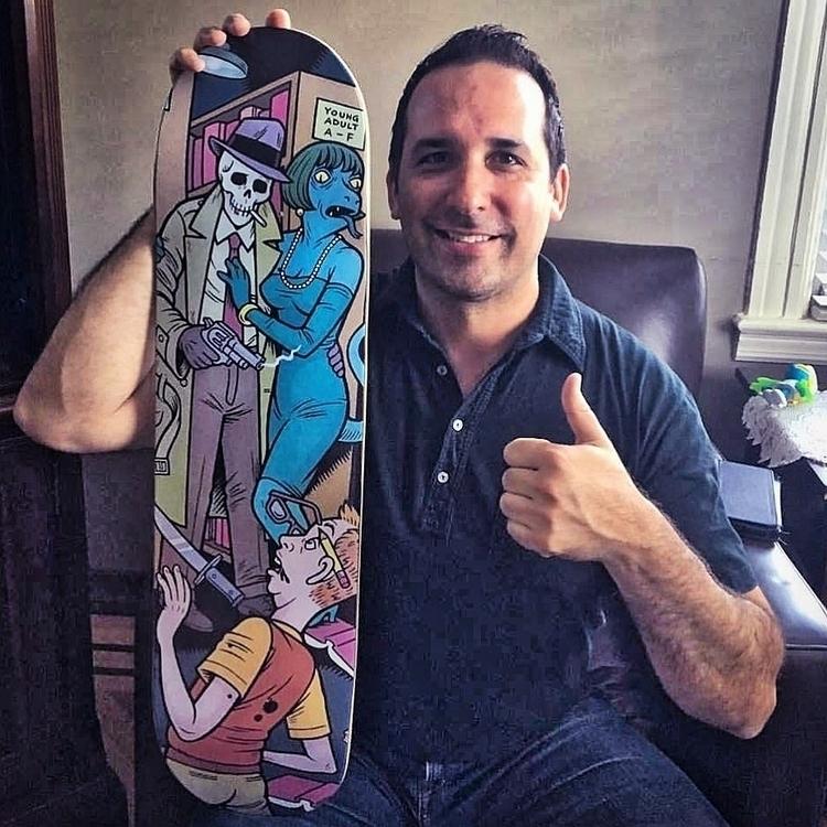 Dave Bamundo busts brand PULP F - dannyhellman | ello