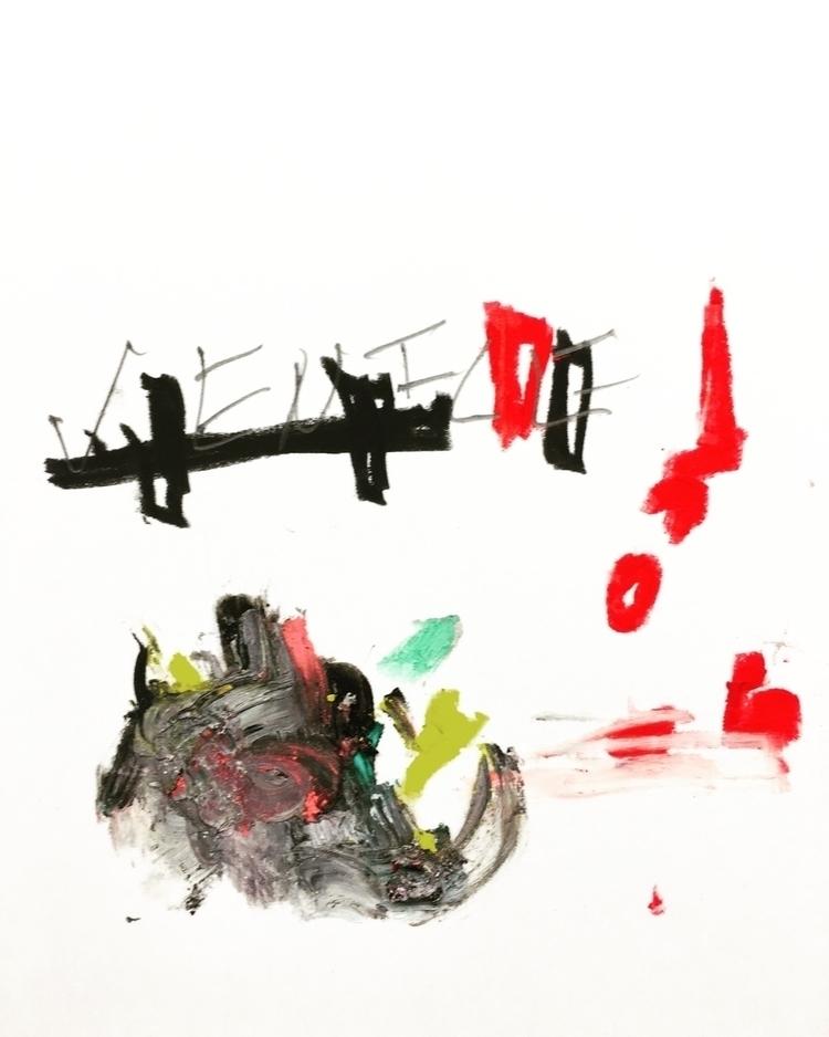 Venice - abstract, art - jkalamarz | ello