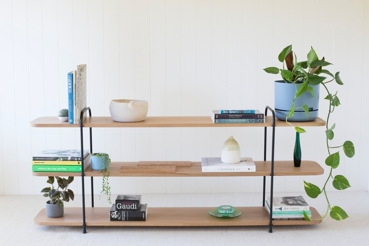 Staple Wide Shelf Design- Lucio - lucioushandmade | ello