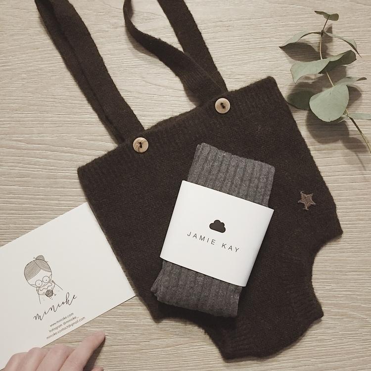 piece - tocoto vintage knit sus - minioke | ello