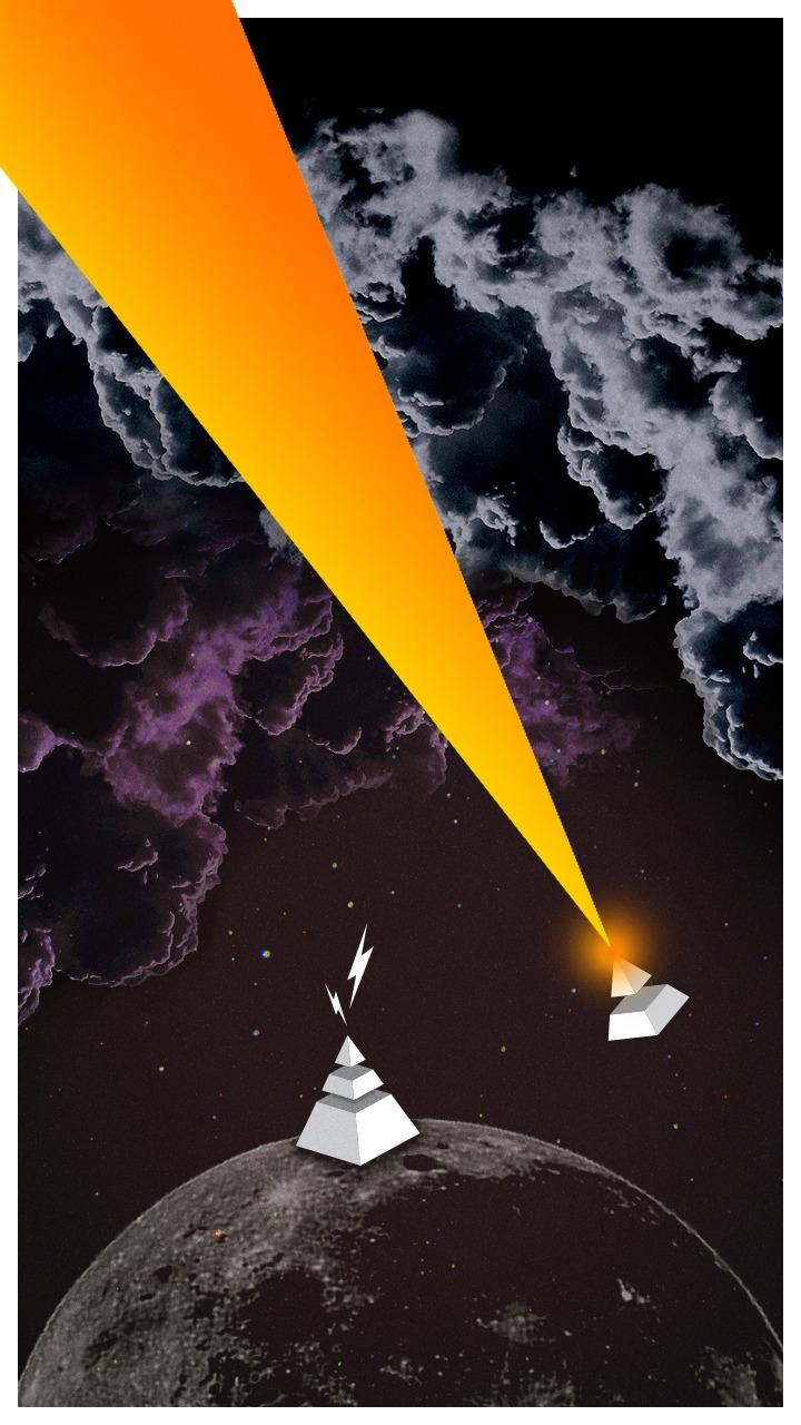 Space pyramidal Je suis en Inst - valenvq | ello
