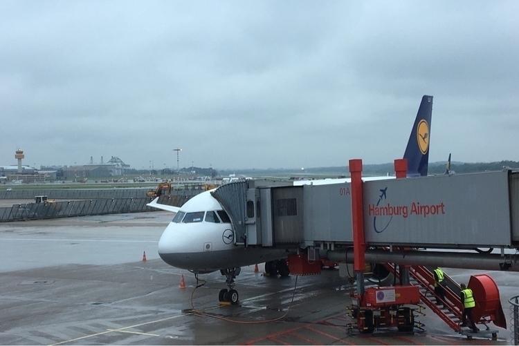 Hamburg. [Landed HAM Airport]  - rowiro | ello