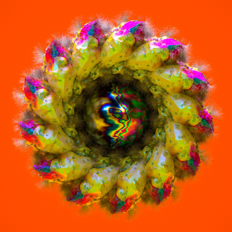 • Stonecycle weird-stuff render - skeeva | ello