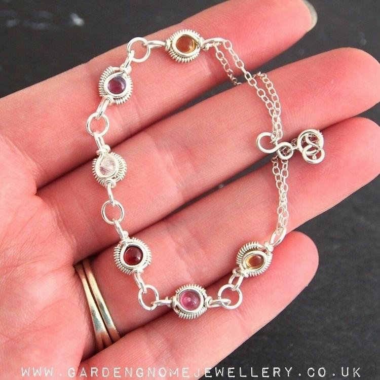 forgot share custom bracelet we - gardengnomejewellery   ello