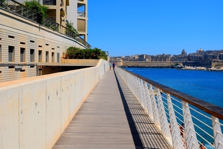 Walk path - malta, day, summer, lesson - mishanich | ello
