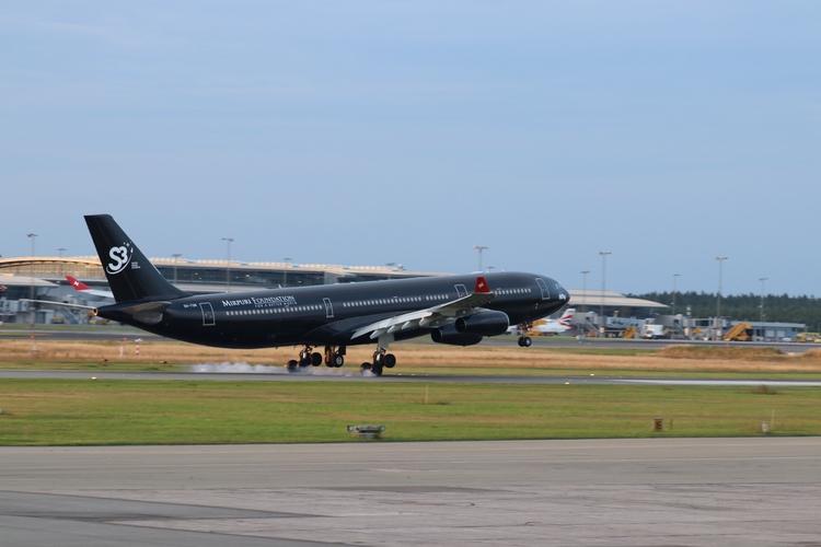 Airbus A340 - ekbi, ekbispotter - matias23 | ello