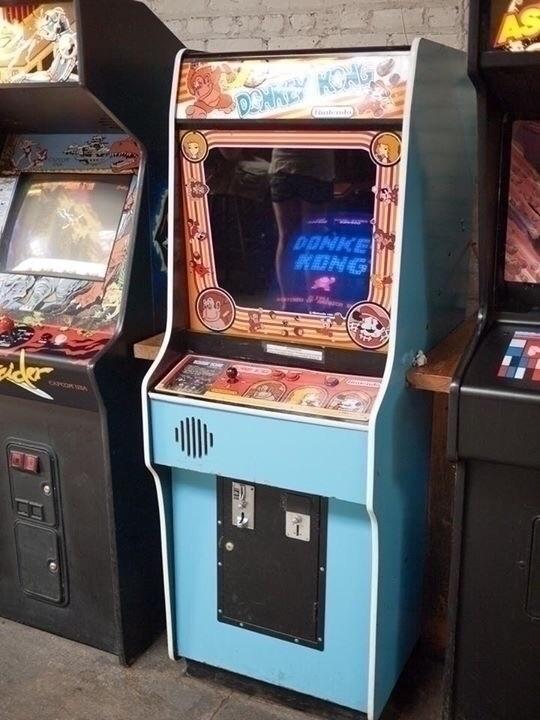 Happy birthday Released arcades - classicreplay | ello