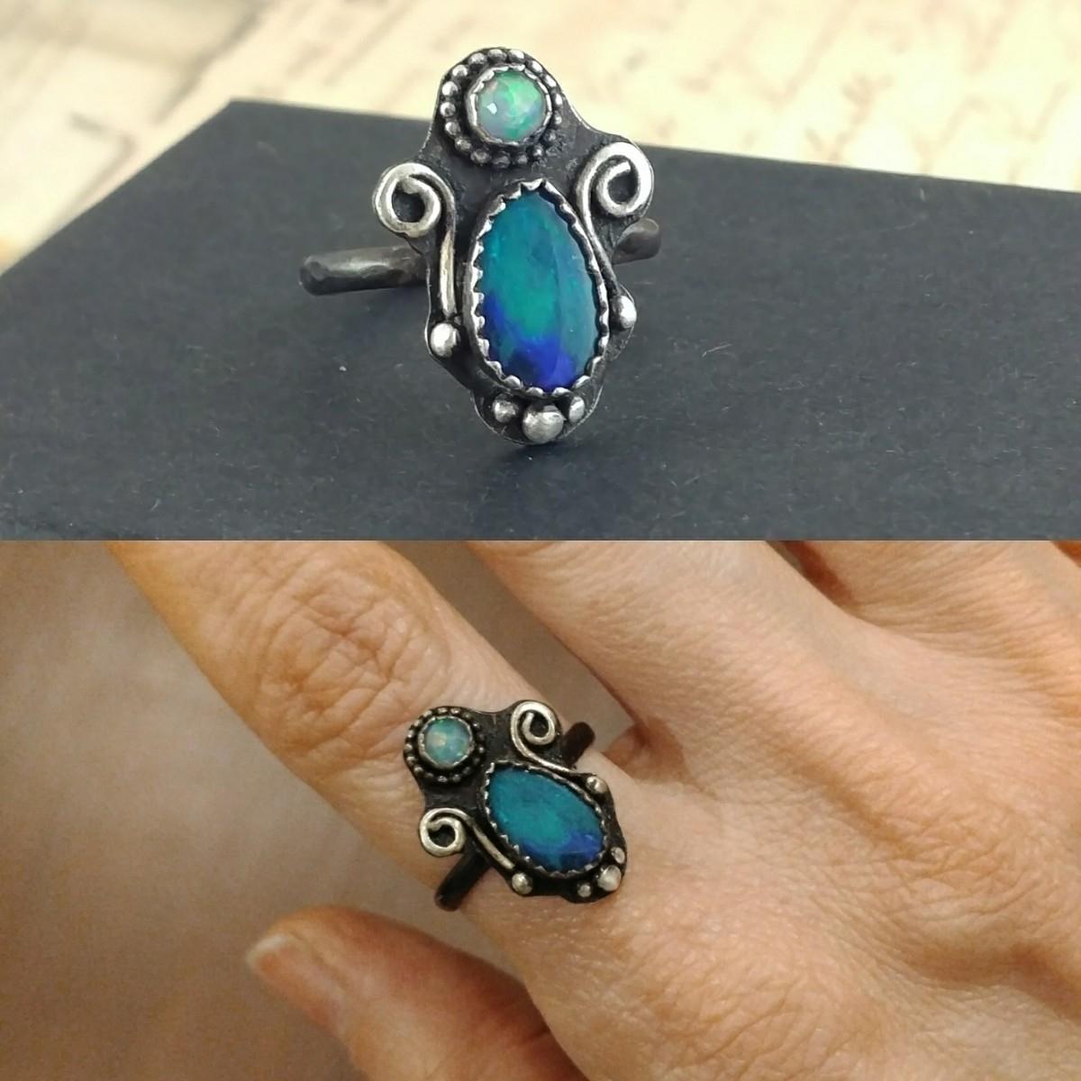 excited share beautiful ring wh - inspiredbyelizabeth   ello