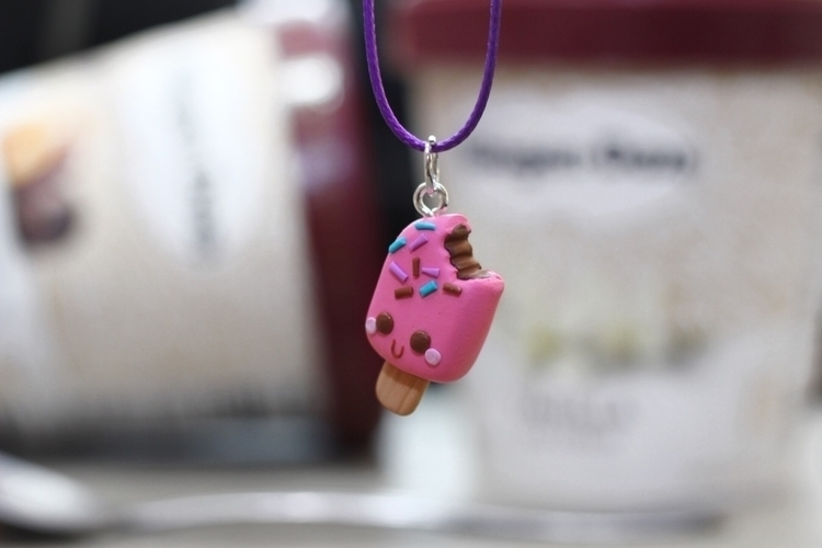 Charm necklace!  - jewelryblogger - poshlittlebutton | ello