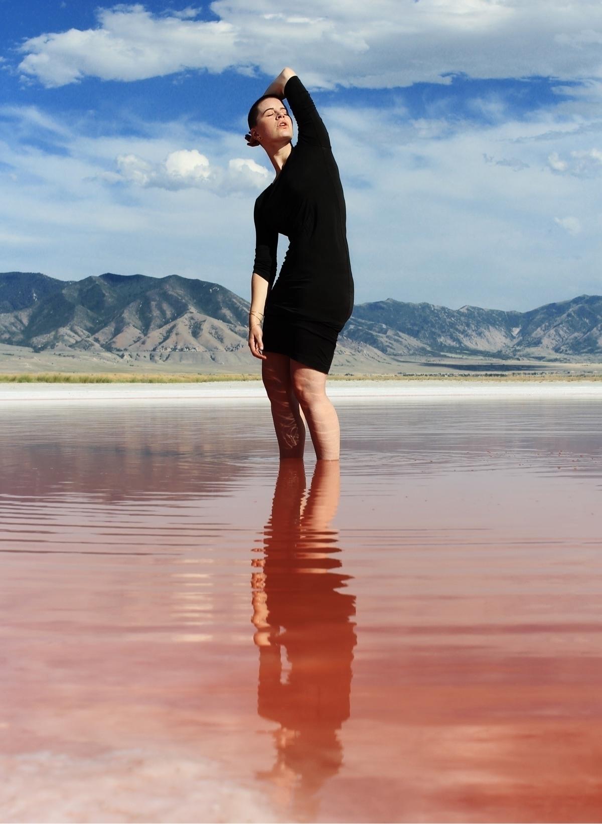 Pink Salt Crystals - lloydgalbraith | ello