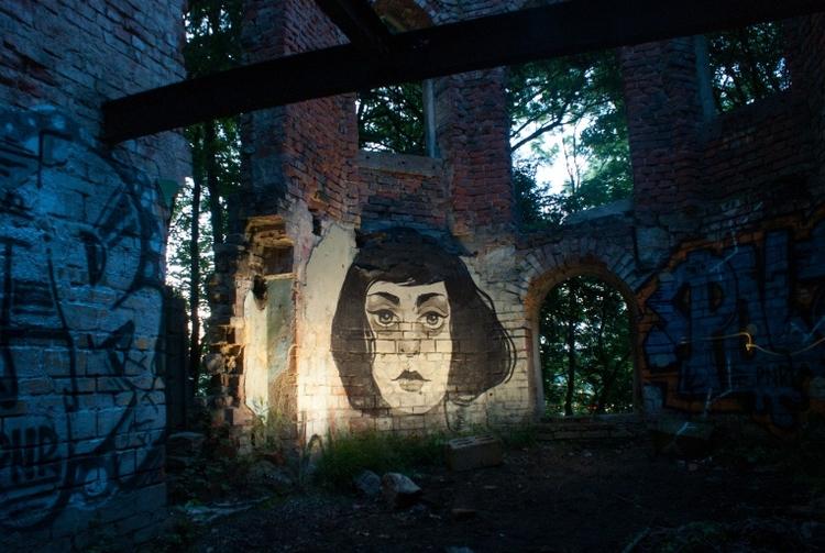 ate, urbanart, art, streetart - sidas_ate | ello