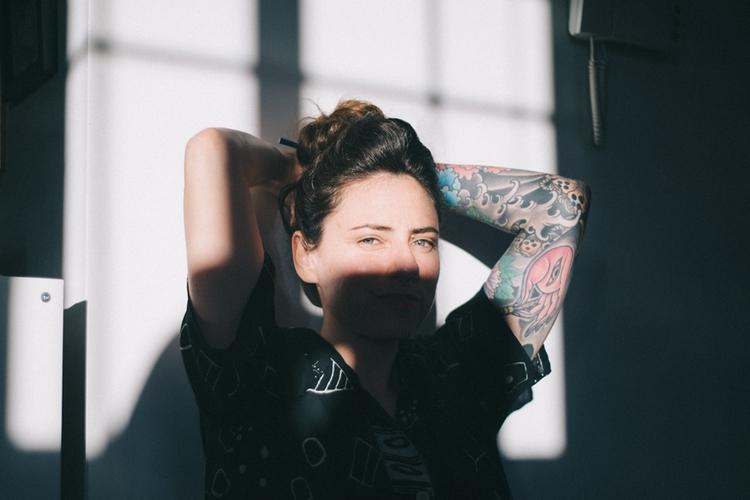 Letizia Rugirello  - girl, tattoo - mariajuarez | ello