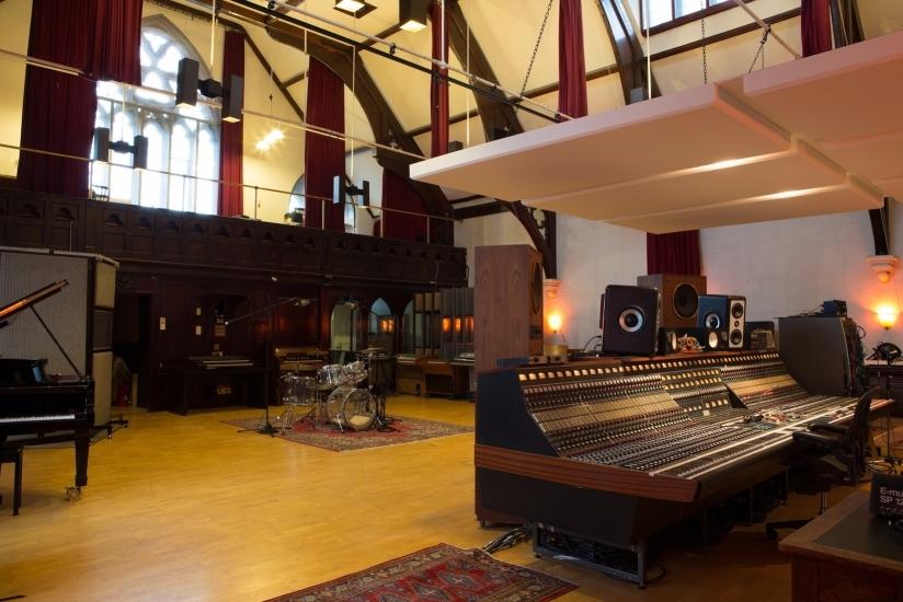 CHURCH STUDIOS (LONDON) PAUL EP - sounddesign | ello