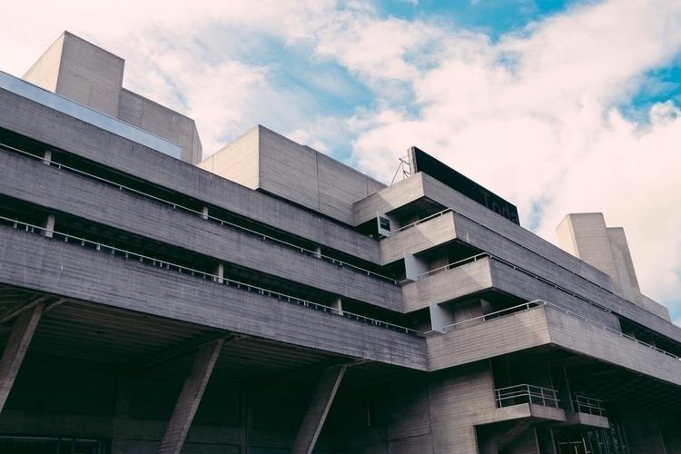 Brutal - architecture, streetphotography - mattniblock | ello