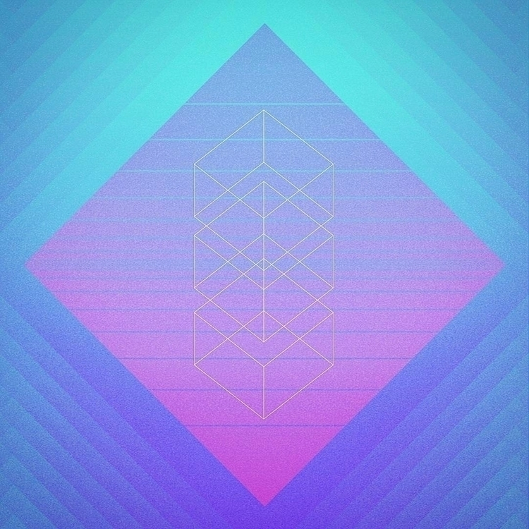 DEGRADé  - geometric, gradients - valenvq | ello