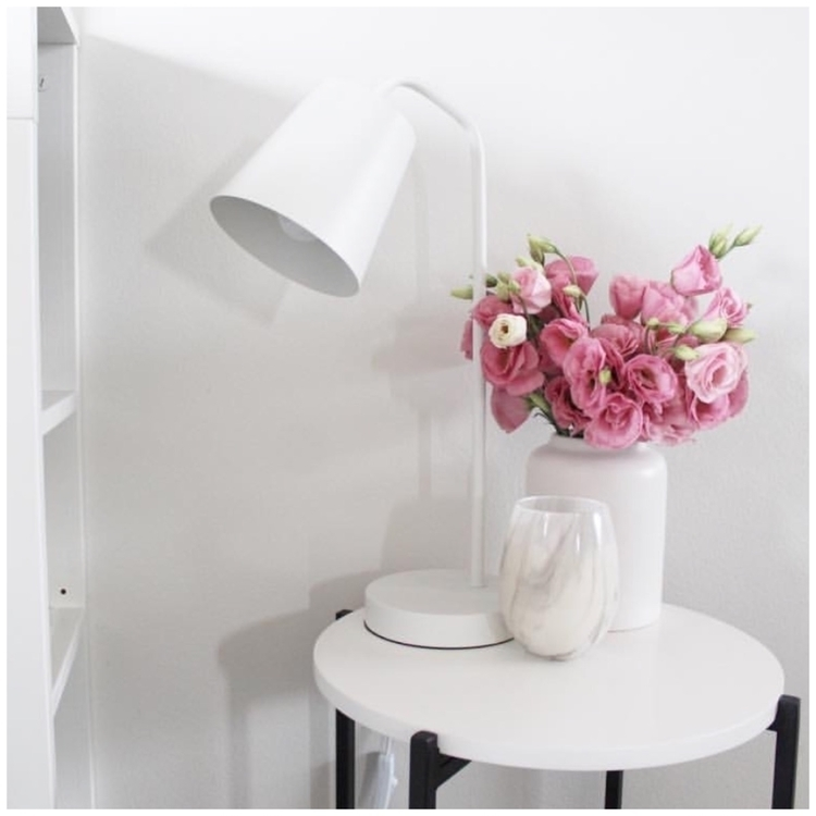 Bedside table details gorgeous  - chiclittleabode | ello