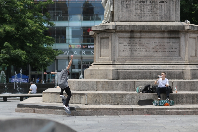 **Meow Skate** kid skateboard t - kevinrubin | ello