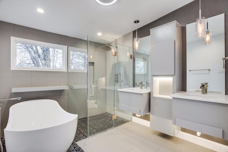 home. bathroom tiniest room Tra - evelynamelia | ello