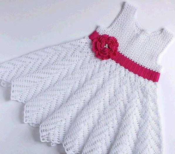 Je ne crois pas la robe crochet - carlabreda | ello