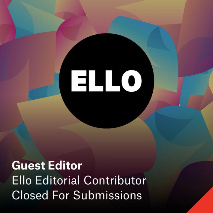 Ello Editorial Contributor — Su - elloartistinvites | ello