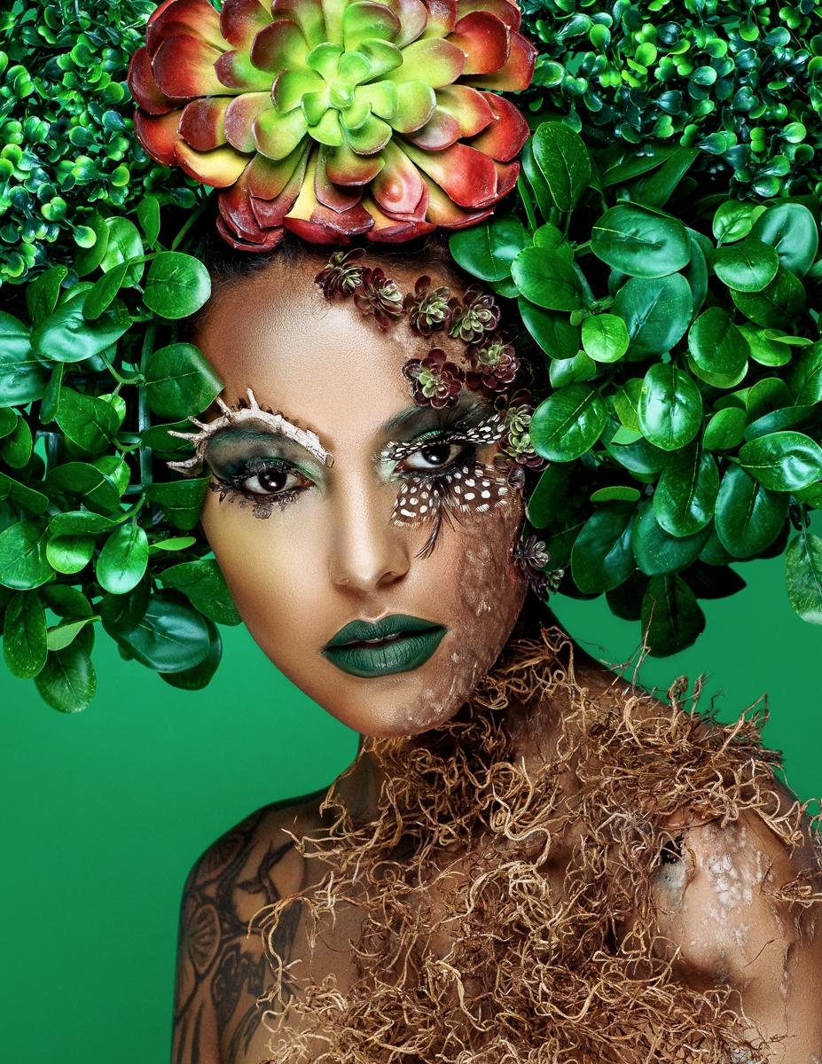"""Primavera"" — Photographer:Kir - darkbeautymag | ello"