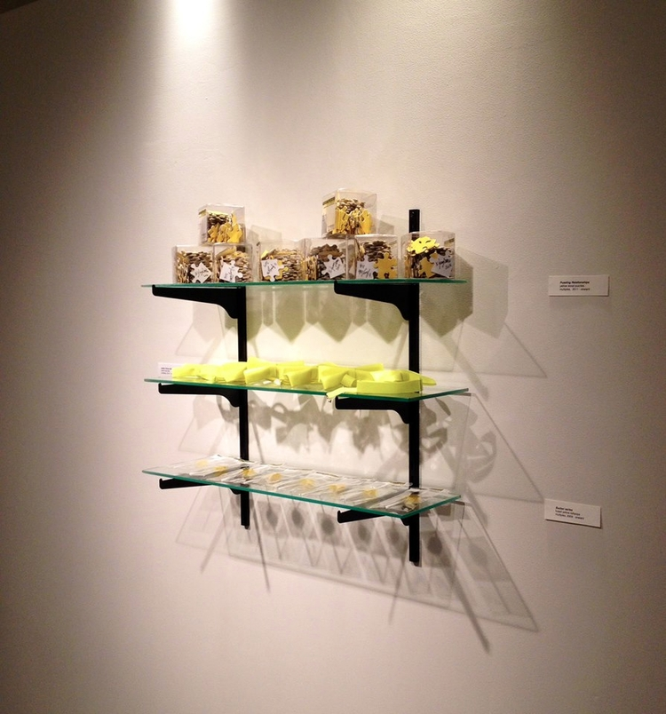visited yellow objects shop - nathaliequagliotto | ello