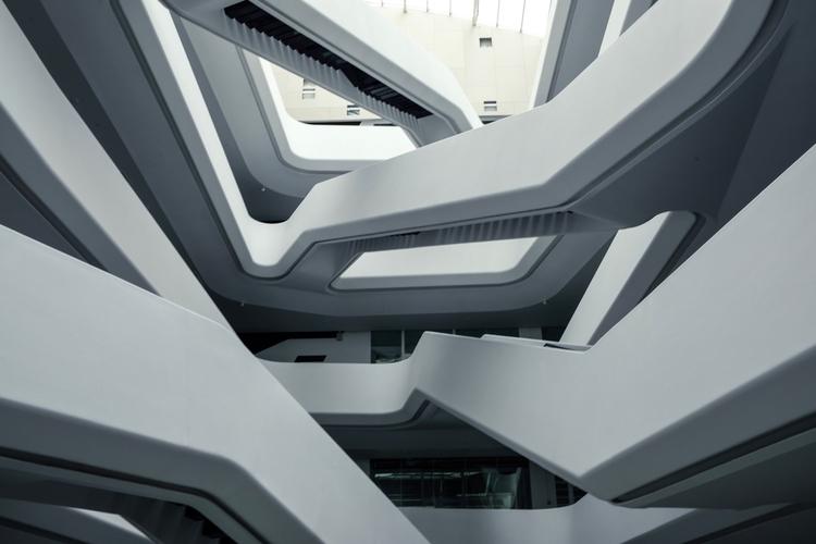 Zaha Hadid Moscow - architecture - tjhanour | ello