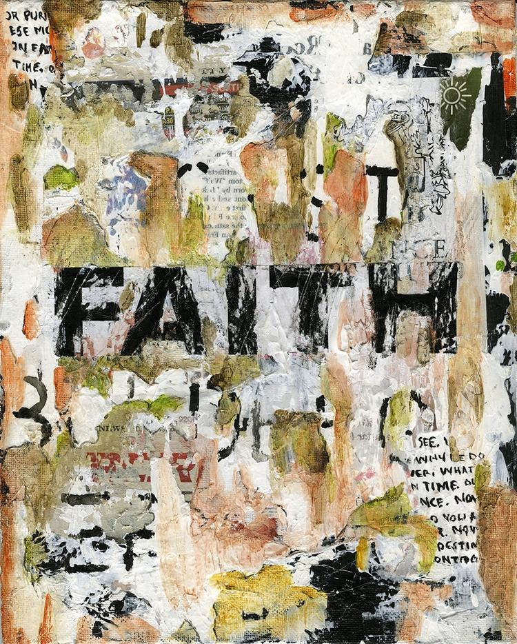 Title: Faith Size: 9″X12″ Mediu - damionismyname | ello